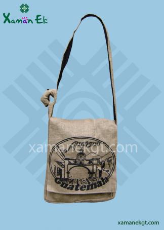 guatemalan jute bags by xaman ek