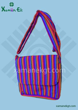 Guatemalan messenger bag wholesale worldwide shipping by xaman ek