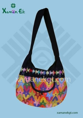Mayan Handbag ethically produced by xaman ek