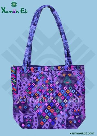 guatemalan tote bags handmade by xaman ek