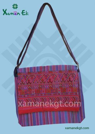 Guatemalan messenger bags