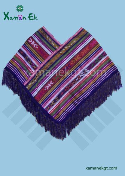 Mayan Ponchos handmade in Guatemala