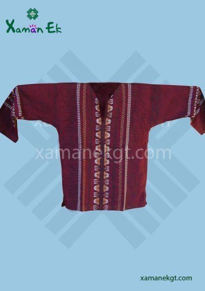 Guatemalan Shirt by xaman ek