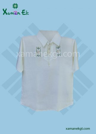 Guatemalan Shirt handmade by Xaman Ek
