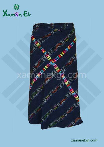 Guatemalan Skirt hanmade by Xaman Ek