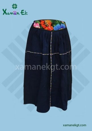 Mayan Skirt handmade by artisan from Guatemala