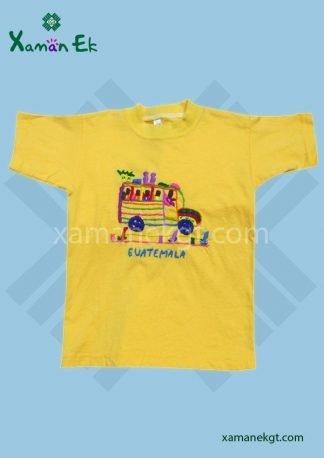 Guatemalan T-Shirt