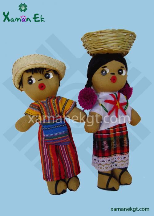 Guatemalan Dolls – medium