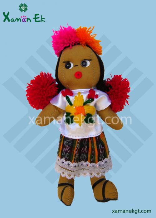 Guatemalan Dolls – big