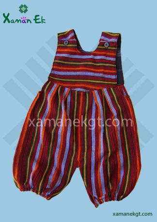baby overall handmade in guatemala