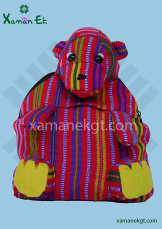 Toddler Animal Backpack by xaman ek
