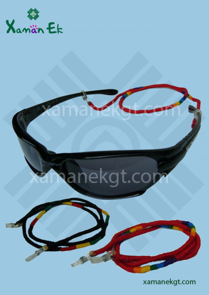 Croakies Eyewear Retainer handmade in Guatemala