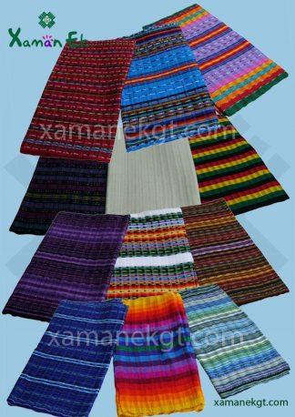 Guatemalan Scarf handmade by mayan artisans