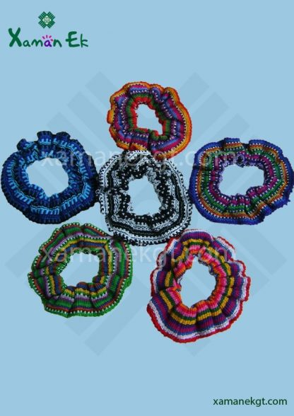 guatemalan scrunchy wholesale by xaman ek