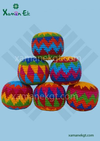 Guatemalan Mountains Hacky Sacks