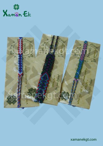 guatemalan Bracelets Friendship bands