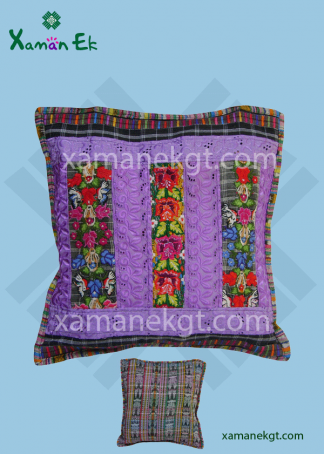 Guatemalan Pillow Case by xaman ek