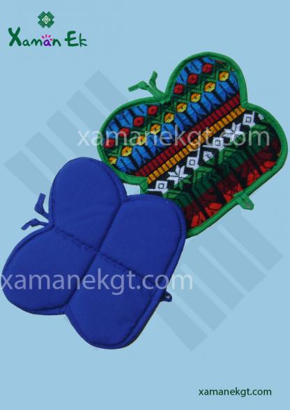 Guatemalan Pot holder handmade by Xaman Ek