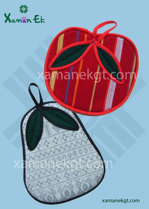 guatemalan pot holders by xaman ek