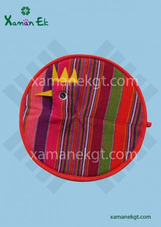 guatemalan pot holder by xaman ek