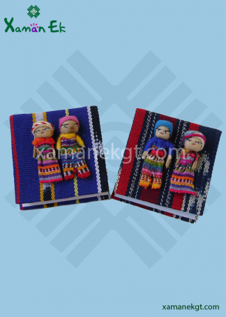 Worry Dolls Post-it Notes - Large