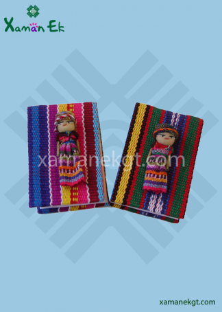 One Worry Doll Post-it Notes - Small
