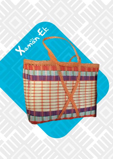 Mayan Market Baskets