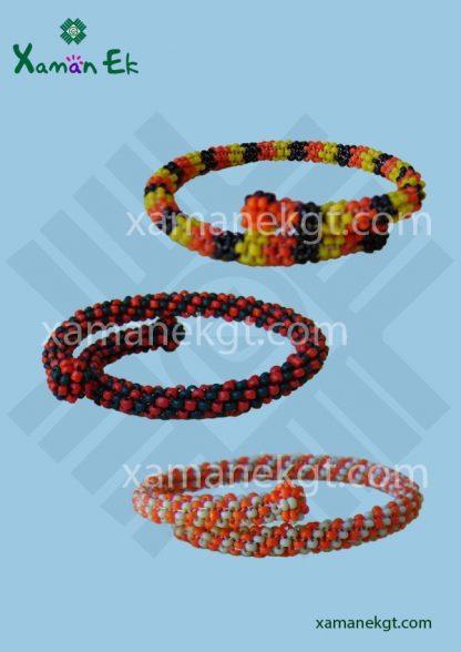 Guatemalan Beaded Bracelets