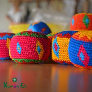 Hacky Sack multicolor by xaman ek