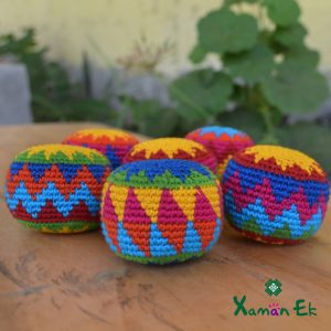 hacky sacks mountains fair trade