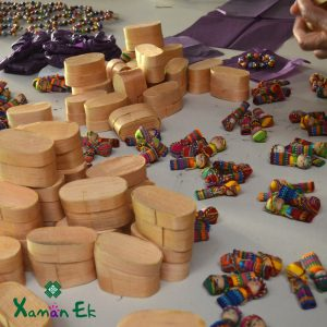 Worry dolls fair trade and ethically made by xaman ek