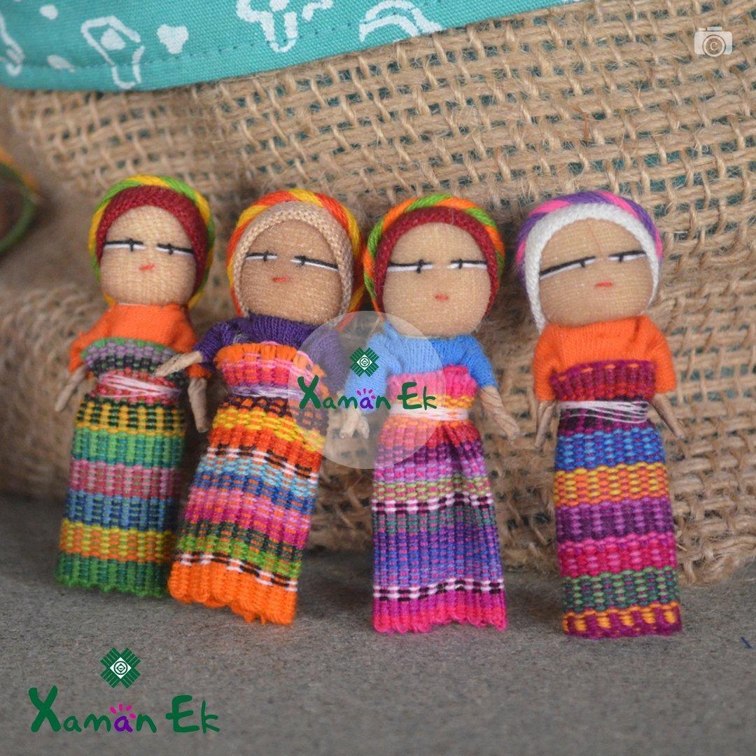Worry Dolls Girls